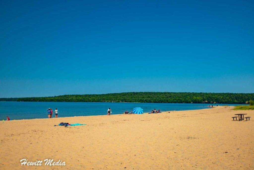 Pictured Rocks Travel Guide - Sand Point