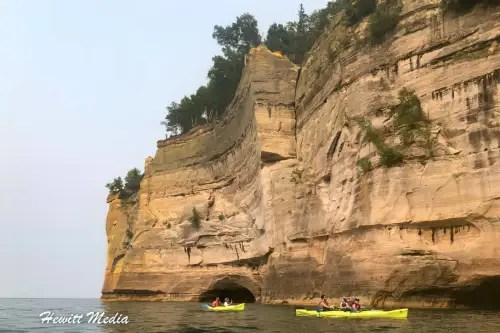 Pictured Rocks Kayak-8202