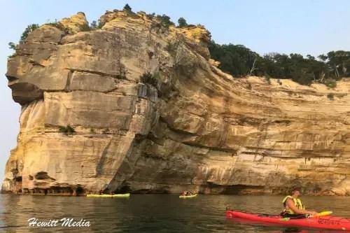 Pictured Rocks Kayak-8233