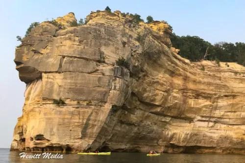 Pictured Rocks Kayak-8234