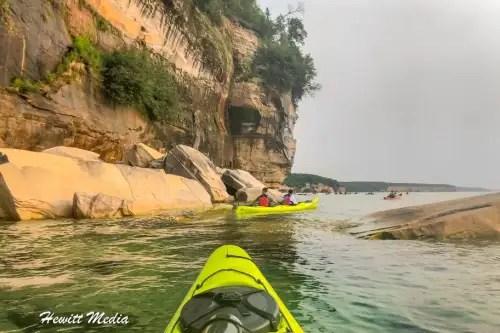 Pictured Rocks Kayak-8250