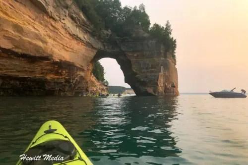 Pictured Rocks Kayak-8267