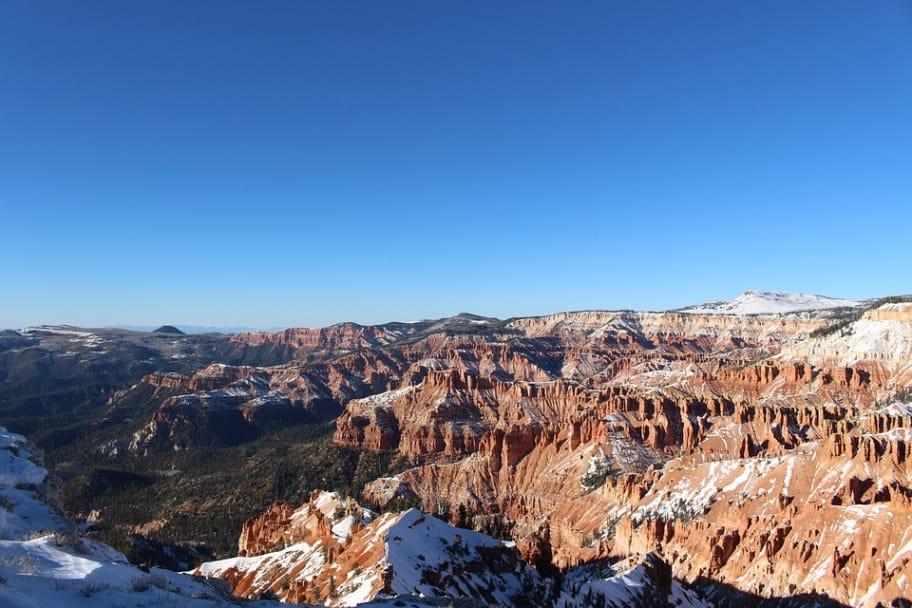 Southern Utah Attractions - Cedar Breaks National Monument