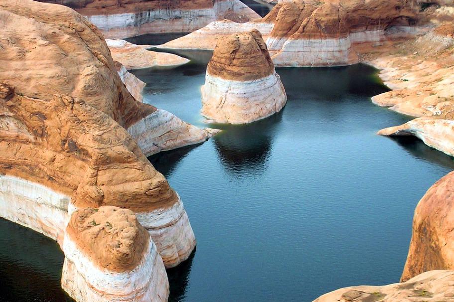 Southern Utah Attractions - Reflection Canyon