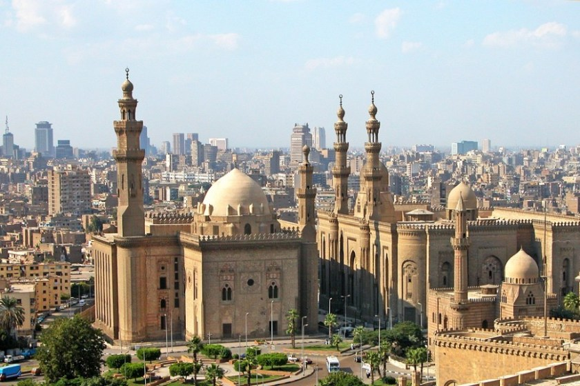 Cairo, Egypt - Change of Travel Plans
