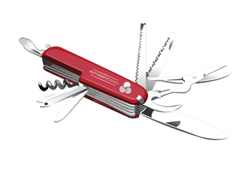 Backpackers Packing Guide - Utility Knife