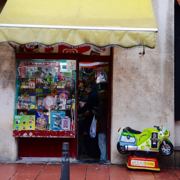 sweet shop bilbao