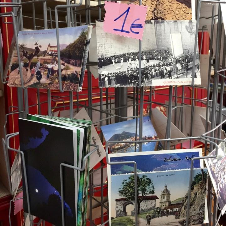 postcard bilbao spain