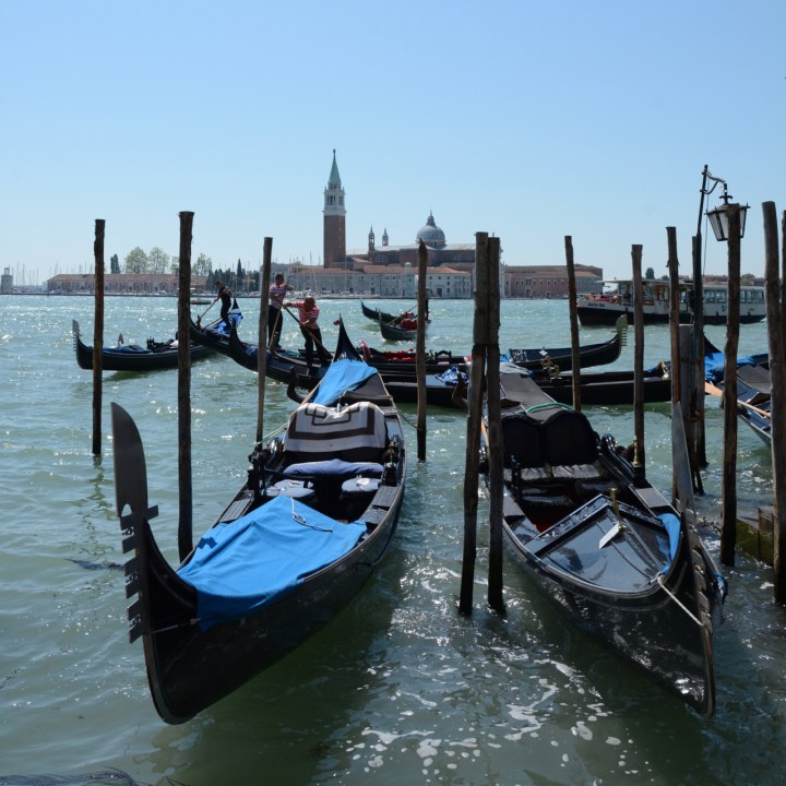 Venice, Italy – The Not Yet Sunken City
