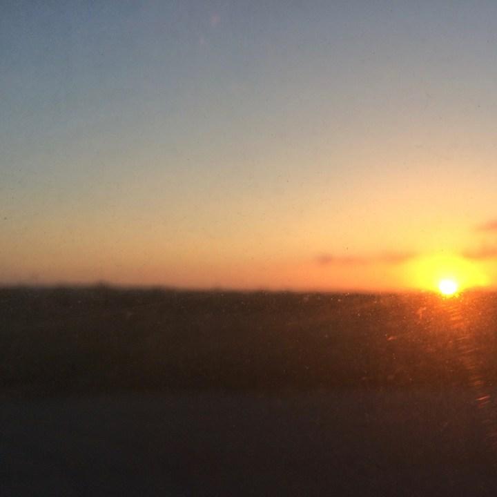 sunset menorca airport