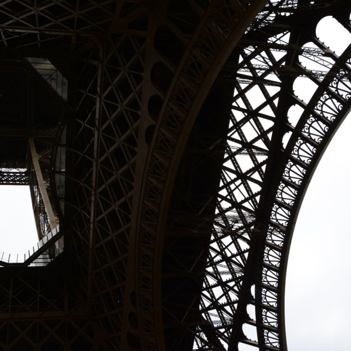 paris france eiffel tower architecture wrought iron