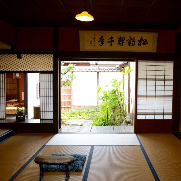 Kurashiki ohashi house engawa