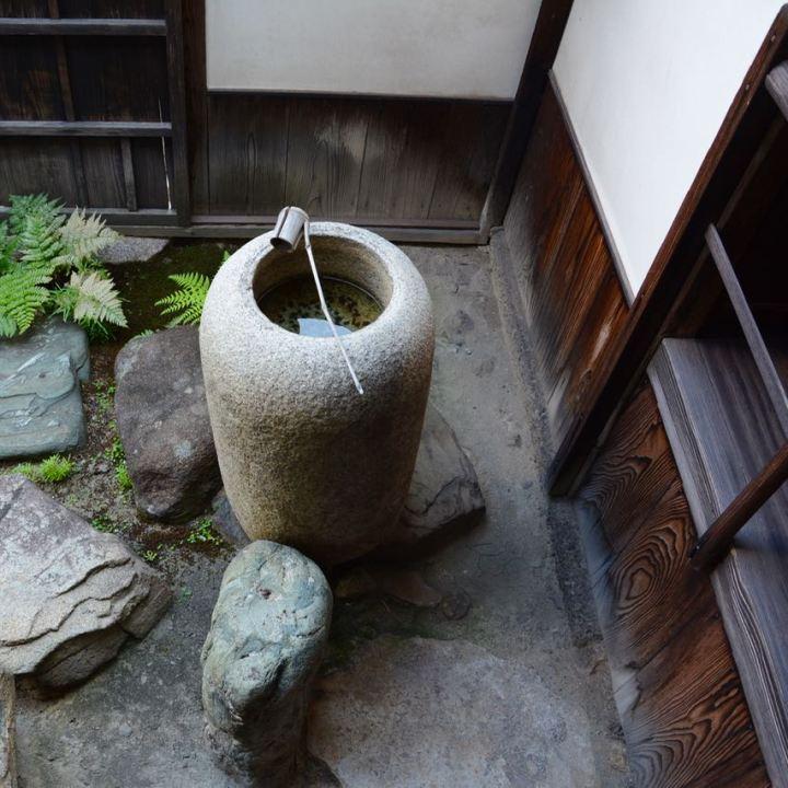 Kurashiki ohashi house chozubachis