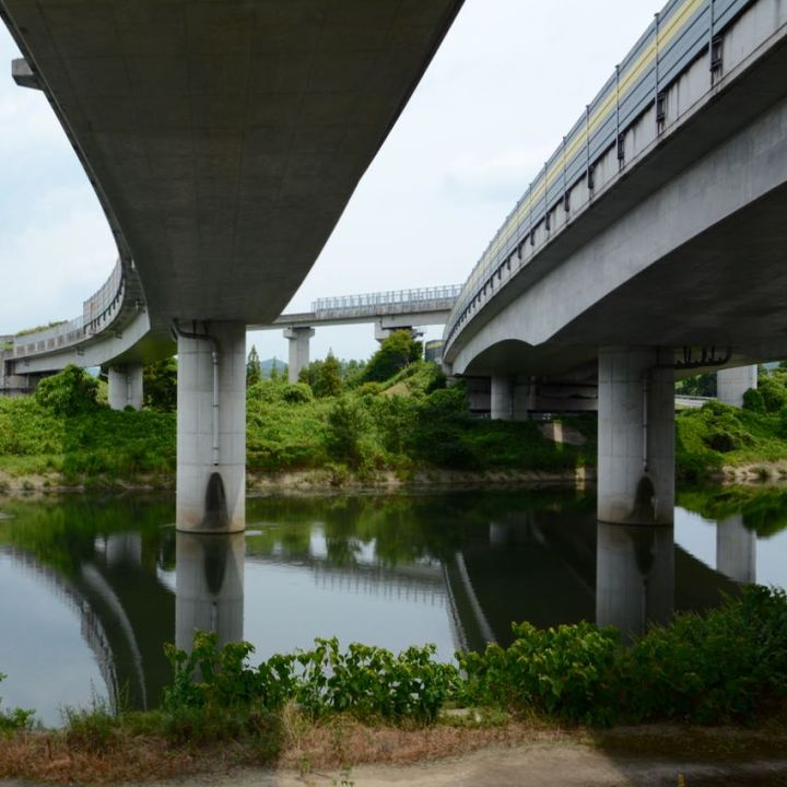Kibi plain bike ride railings