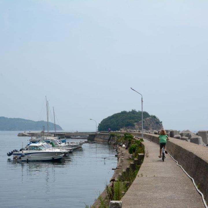 Tomonoura japan port