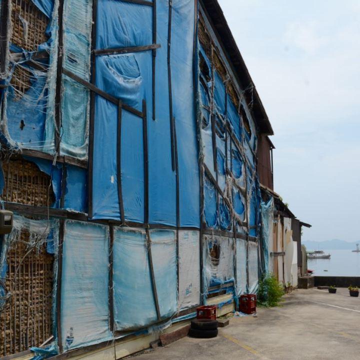 Tomonoura japan port architecture