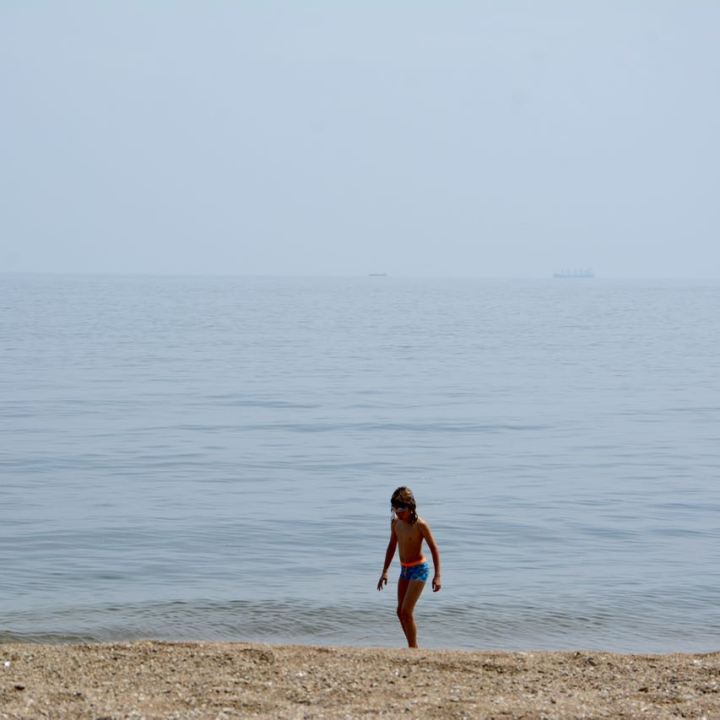 tomonoura beach sea