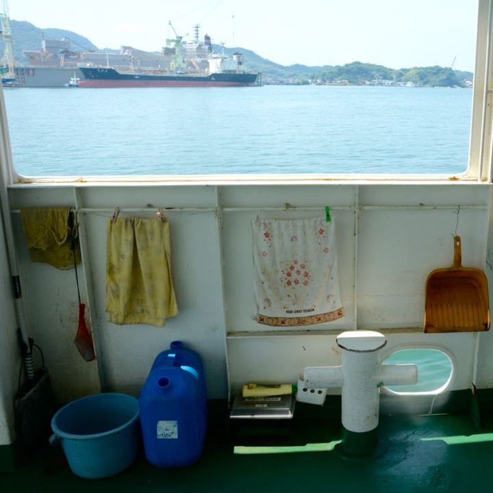 onomichi japan shimanai kaido mukoujima ferry