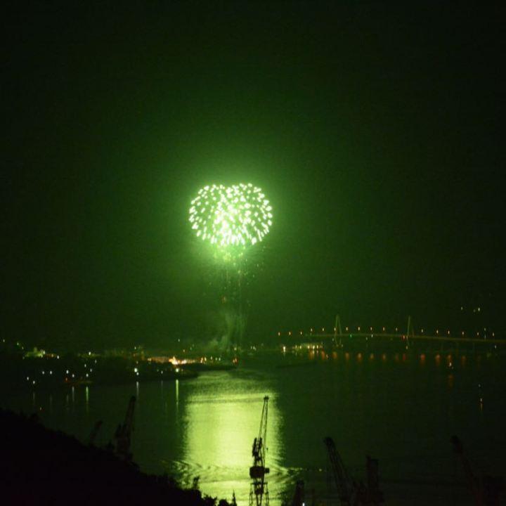 innoshima yuge jima fireworks hanabi