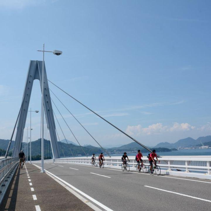 innoshima shimanami kaido yugejima bridge
