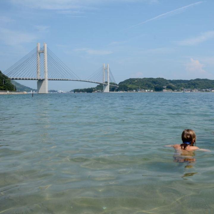 innoshima shimanami kaido yugejima beach