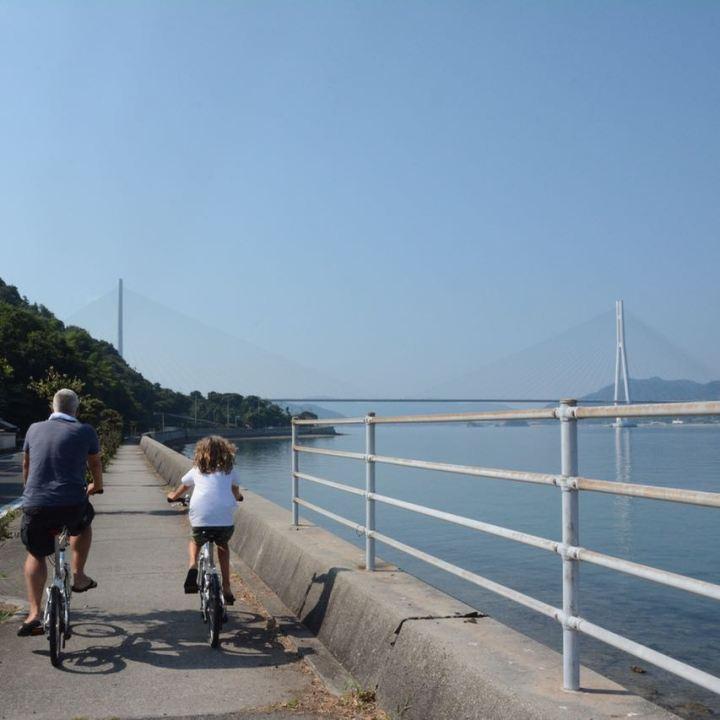 setoda ikuchijima shimanami kaido cycling