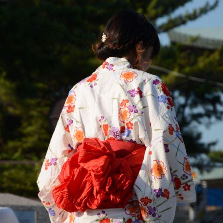 miyajima hanabi firework festival yukata outfit