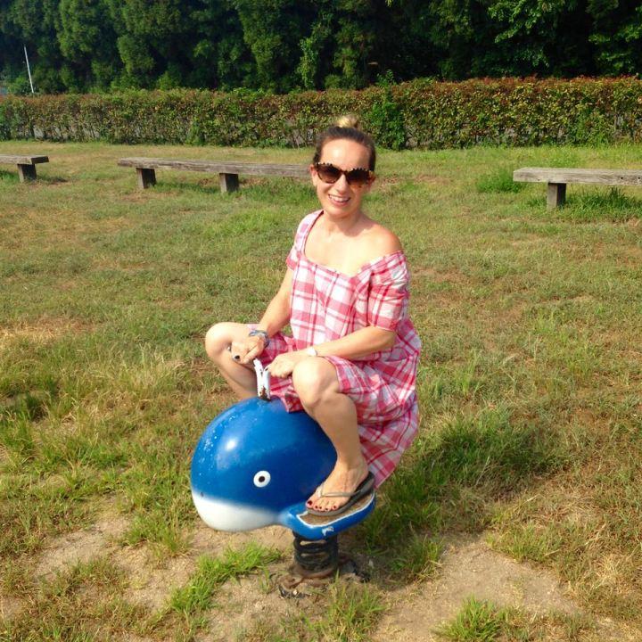 innoshima park playground ride