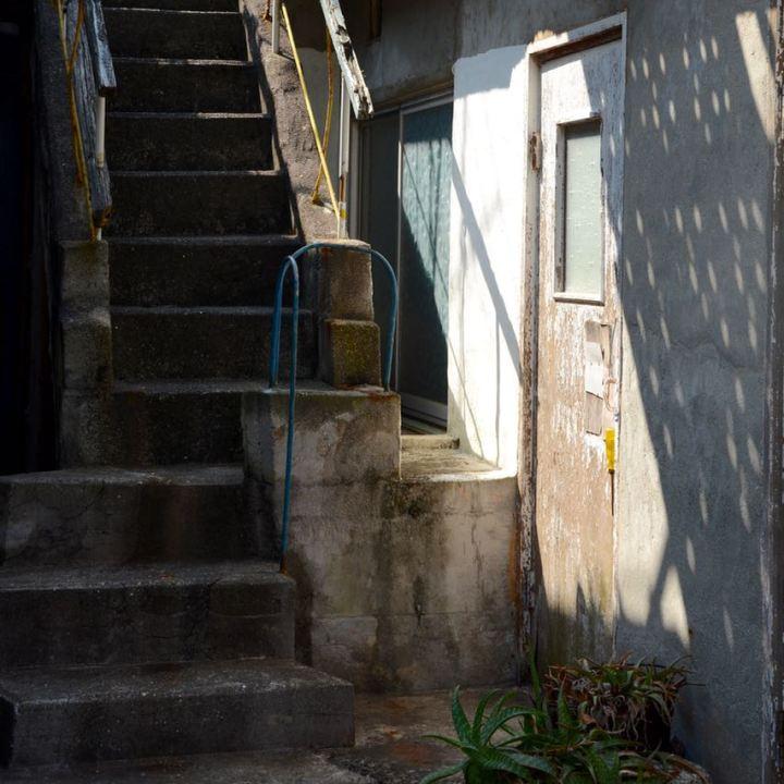 teshima ieura setouchi tirennale staircase