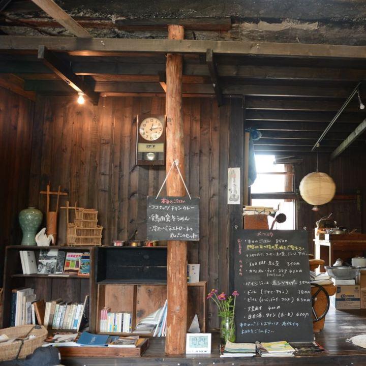 teshima ieura setouchi tirennale cafe nomado