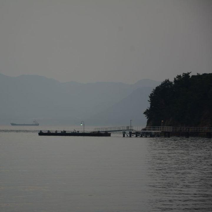 naoshima honmoura setouchi tirennale pier