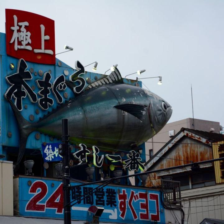 tsukiji tokyo fish market restaurant