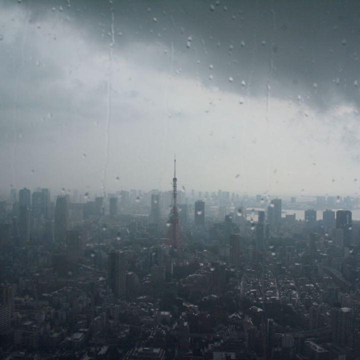 roppongi tokyo mori tower city view tokyo tower