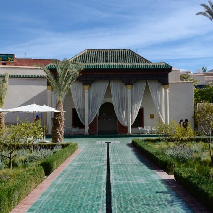 Marrakech, Morocco | Visiting the Wonderful Jardin Secret, a Hidden Palace Garden in the Heart of the Medina