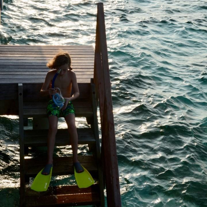 travel with children kids maldives lux south ari atoll happy child