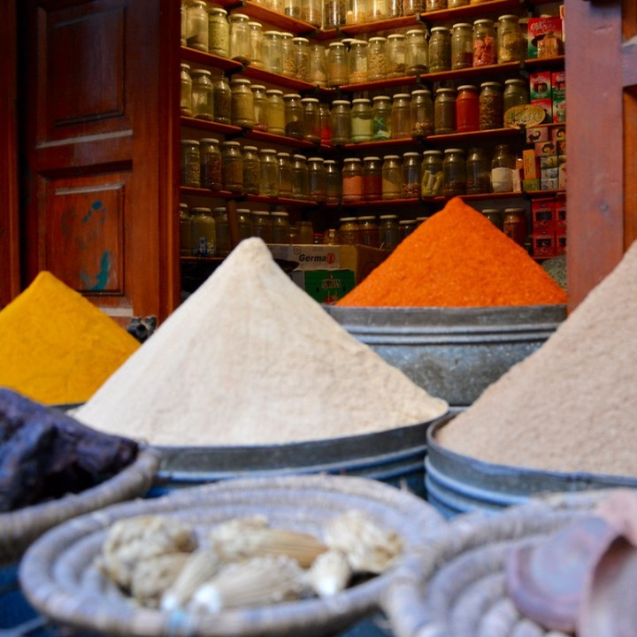 Marrakech, Morocco |Badia Palace, the Spice Market and a Visit to the Jewish Cemetery with Kids