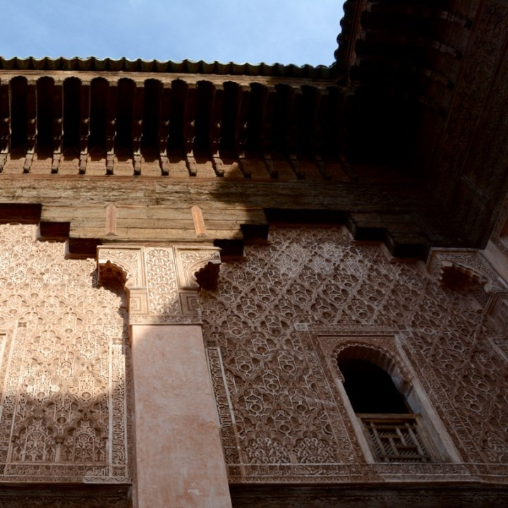 Marrakech, Morocco | A Tour of the Quran School of Ben Youssef