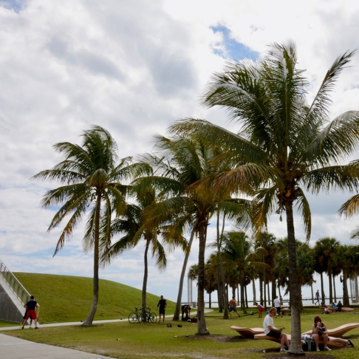 travel with kids children miami south point beach park