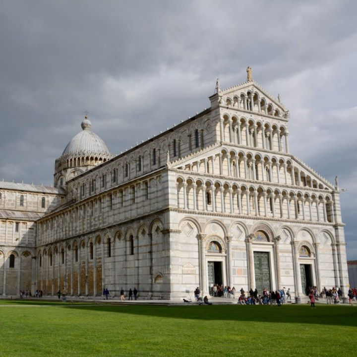travel with kids children pisa italy miracle square cathedral duomo II