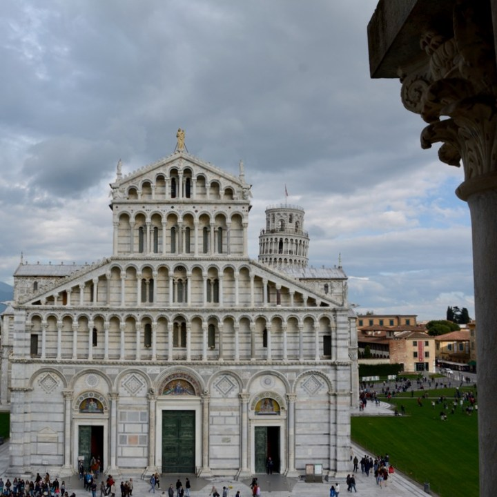 Pisa, Italy | A Guide to Visiting the Leaning Tower and the Square of Miracles with Kids