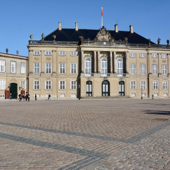 travel with kids children copenhagen denmark amalienborg palace