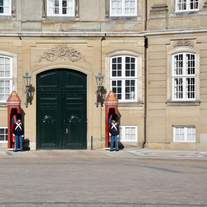 travel with kids children copenhagen denmark amalienborg palace royal guard