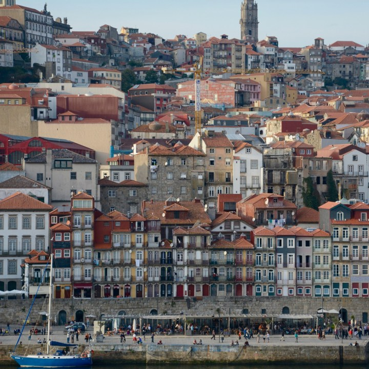 travel with kids children porto portugal town houses