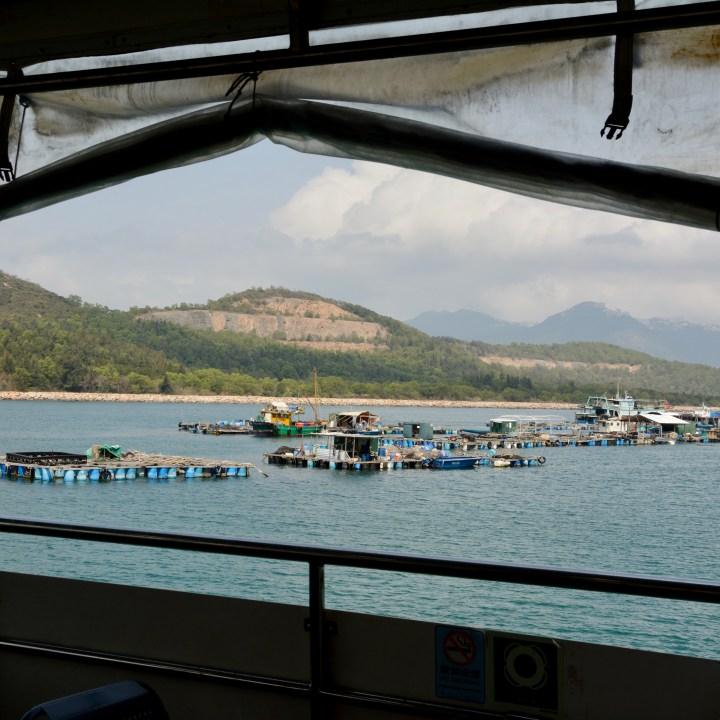 travel hong kong with kids children lamma island sok kwu fisherman rafts