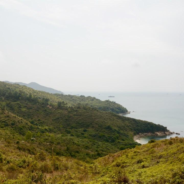 travel hong kong with kids children lamma island landscape