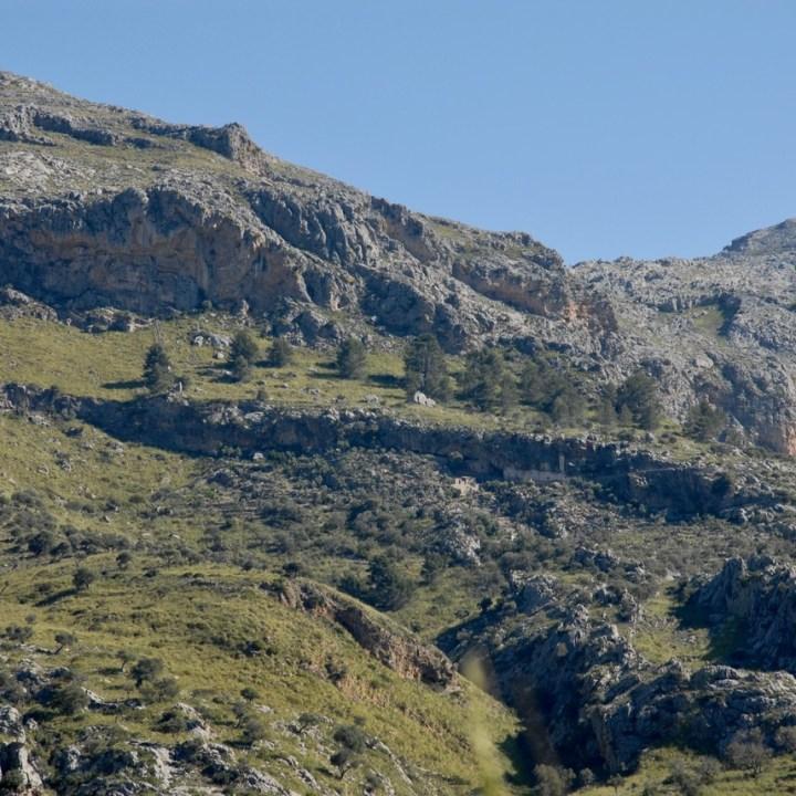 travel with kids children soller mallorca spain hiking torrent de pareis cave houses
