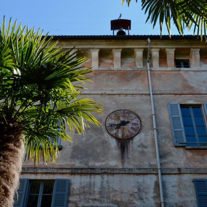 travel with kids children isola madre lago maggiore italy garden palazzo borromeo