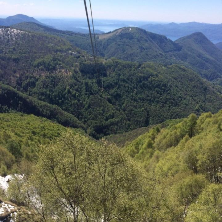 travel with kids children premono lago maggiore zip line valley