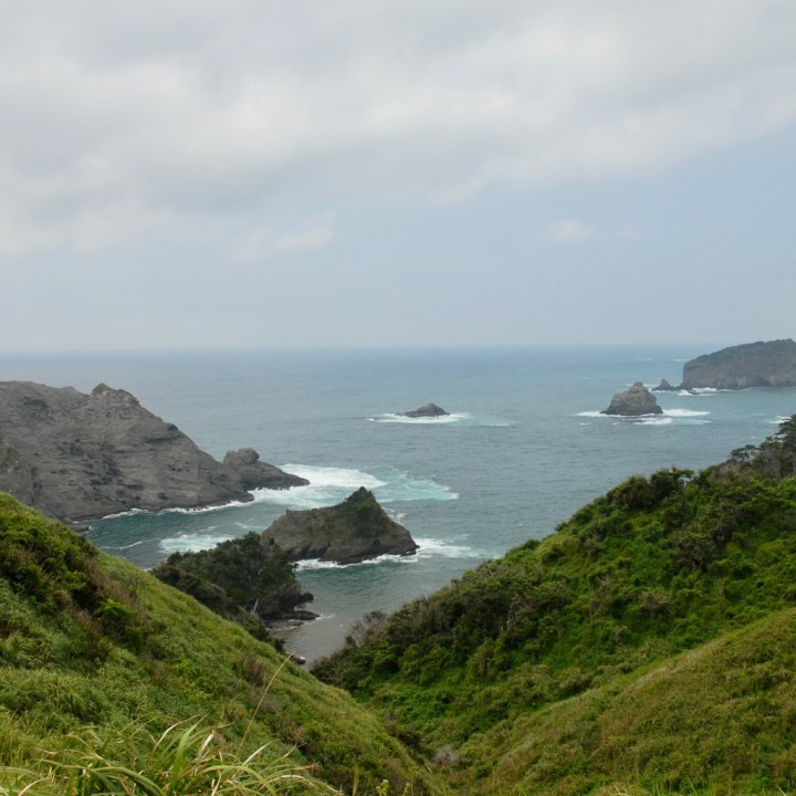 heda japan with kids izu peninsular sea view
