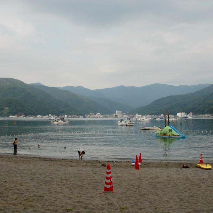 heda japan with kids izu peninsular mihama misaki